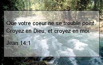 Jean 14.1