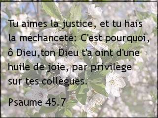 Psaume 45.7