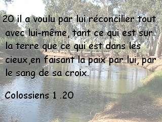 Colossiens 1 .20