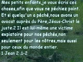 1 Jean 2 .1-2