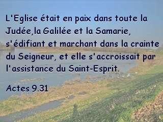 Actes 9.31