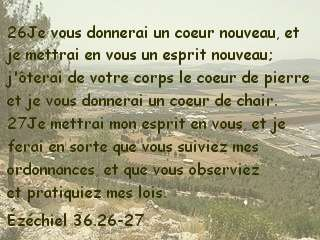 Ézéchiel 36.26-27