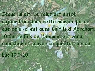 Luc 19.9-10