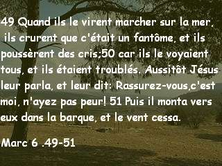 Marc 6.49-51