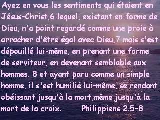 Philippiens 2.5-8