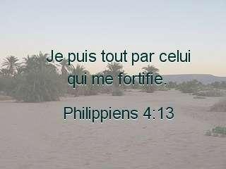 Philippiens 4.13.