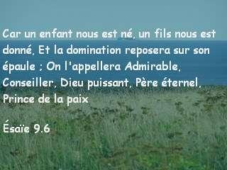 Ésaïe 9.6
