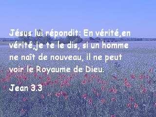Jean 3.3