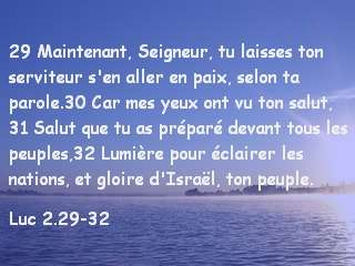 Luc 2.29-32