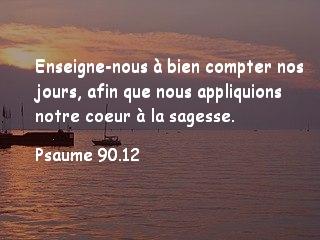 Psaume 90.12