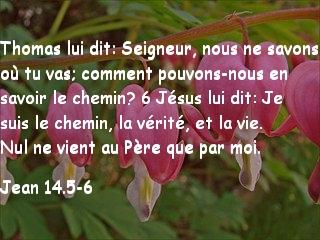 Jean 14.5-6