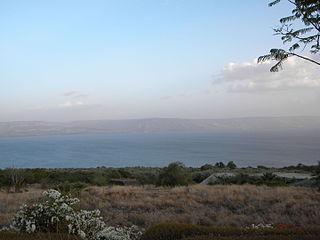 libredroit320x240israel_Mount_of_Beatitudes;_Sea_of_Galilee