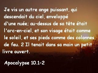 Apocalypse 10.1-2