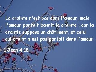 1 Jean 4.18