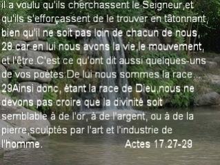 Actes 17.27-29