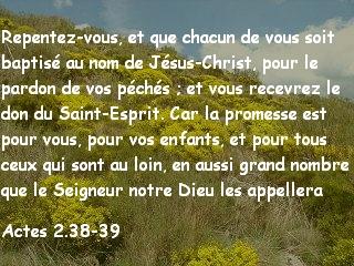 Actes 2.38-39.