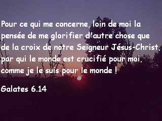 Galates 6.14