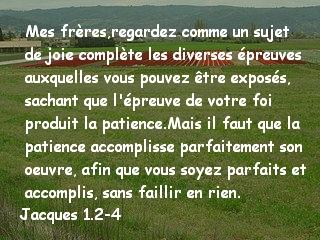 Jacques 1.2-4