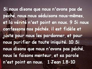 1 Jean 1.8-10