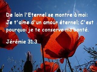 Jérémie 31.3