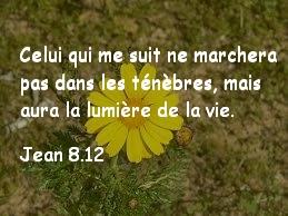 Jean 8.12