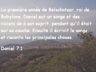 Daniel 7.1