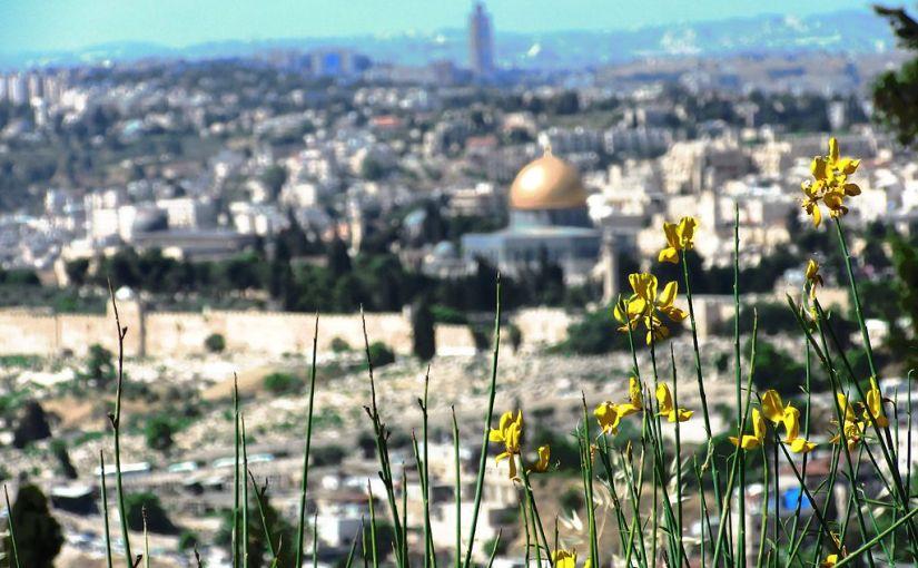 Visite en Israël ( 1-11 ). Pasteurs Réjean Joly , Jeffrey Laurin et Jean-PierreCloutier.