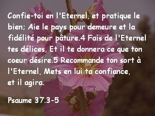 Psaume 37.3-5