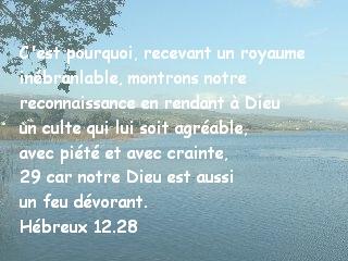 Hébreux 12.28-29